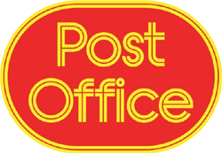 Find your nearest Post Office